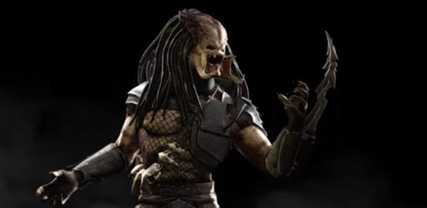 Mira el Fatality y Brutality de Depredador en Mortal Kombat X