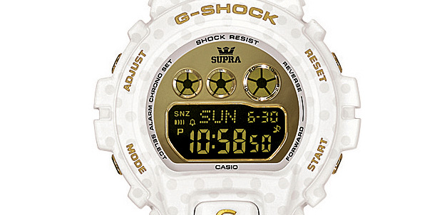 G Shock SUPRA