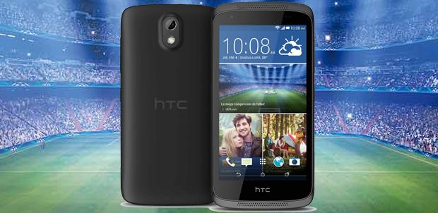 HTC Desire 526G ya lo puedes comprar en Telcel