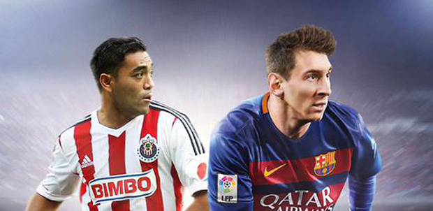 Marco Fabian Messi FIFA 16