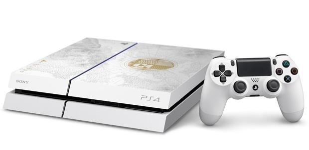 La nueva PlayStation 4 edición Destiny: The Taken
