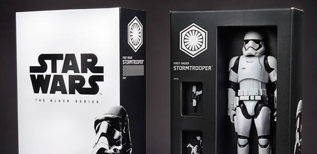 Hasbro presenta en Comic-Con una figura de Stormtrooper