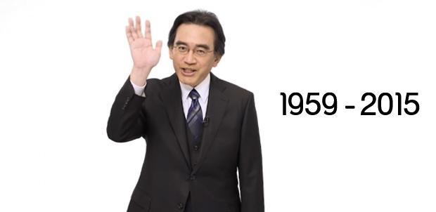 Satoru Iwata fallece