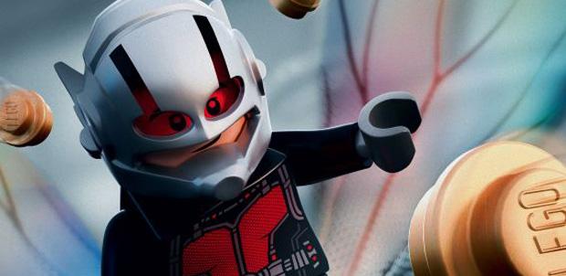 Así se ve Scott Lang en su versión de LEGO