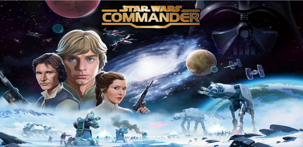 Worlds in Conflict para Star Wars: Commander