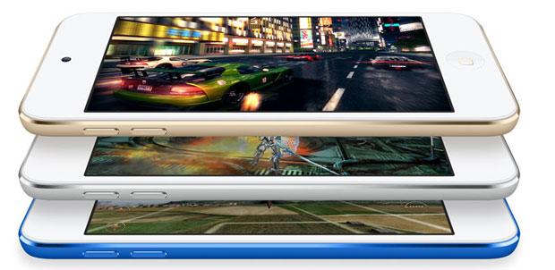 Precios del nuevo iPod touch en México