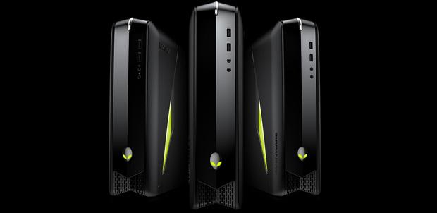 La nueva Alienware X51 con enfriamiento de líquido y 4K