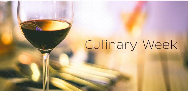 Culinary Week UBER