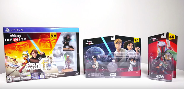Disney Infinity 3 Star Wars Bundle