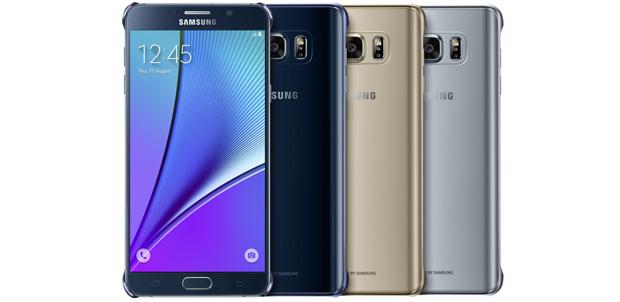 Samsung presenta el primer anuncio de Galaxy Note 5