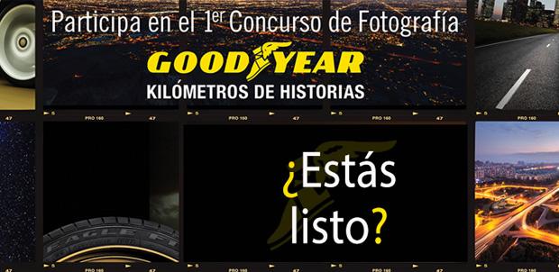Goodyear Mexico promo