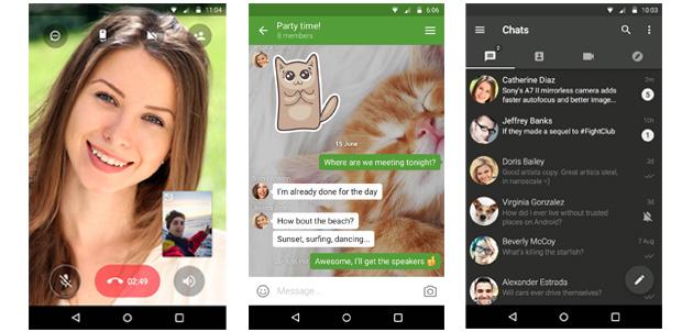 ICQ sigue con vida y ahora con Material Design