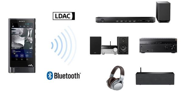 LDAC o cómo transferir música sin pérdida de calidad