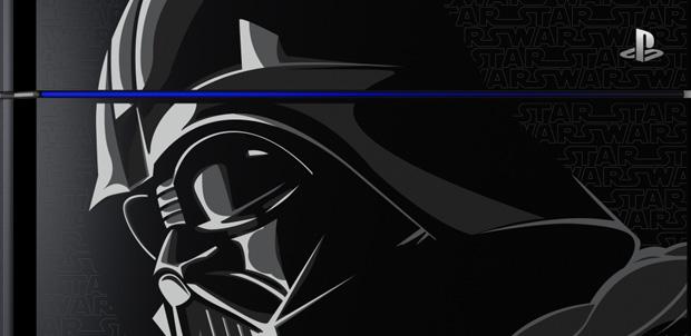 Un PlayStation 4 inspirado en Darth Vader en noviembre
