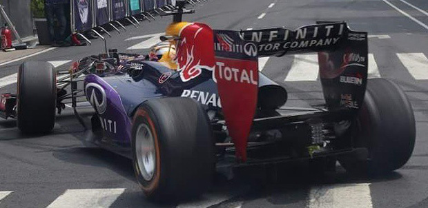 Red Bull Mexico F1