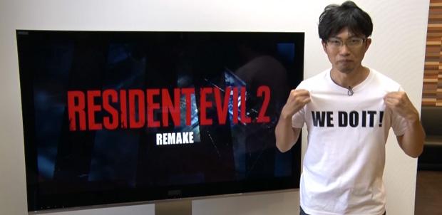Remake Resident Evil 2