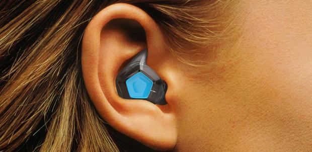 Audífonos KANOA con el verdadero audio inalámbrico