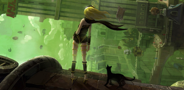 Gravity Rush Remasterizado