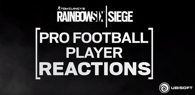 NFL Rainbow Six Siege