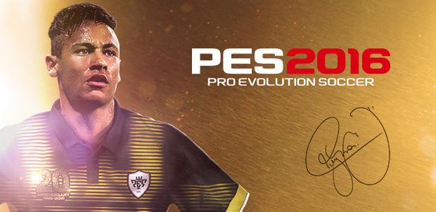 Gana un jersey PES autografiado por Neymar Jr.