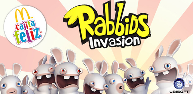 Rabbids Invasion McDonalds