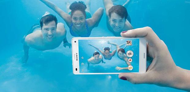 Sony Xperia agua no