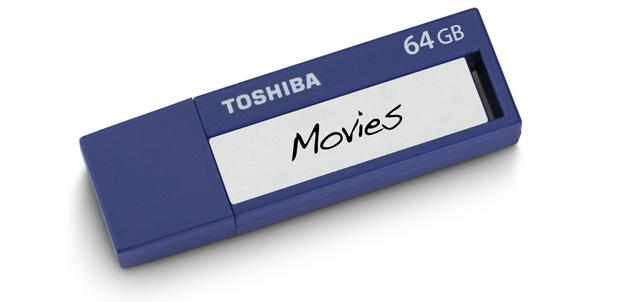 Conoce las memorias USB TransMemory de Toshiba