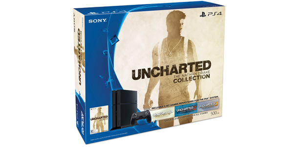 Uncharted PlayStation 4 Bundle
