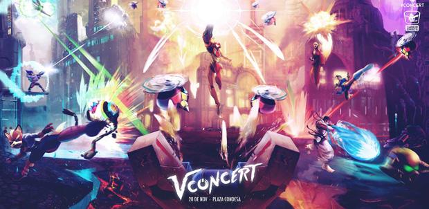 Música de Street Fighter, Metroid o StarFox en VCON 2015