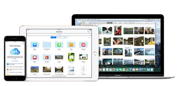 Apple iCloud brinda hasta 1TB de espacio para México