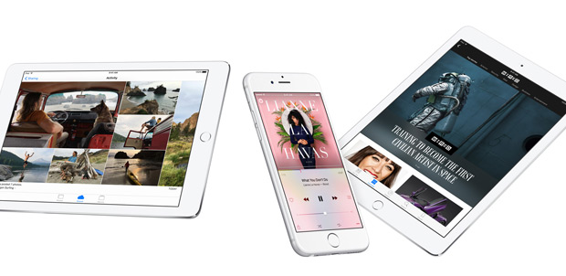Apple lanza iOS 9 para iPhone, iPad e iPod touch