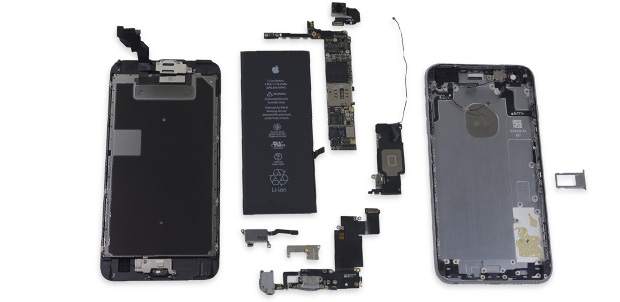 iPhone 6s Plus iFixit