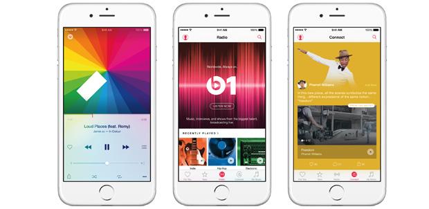 6.5 millones de personas se quedaron con Apple Music
