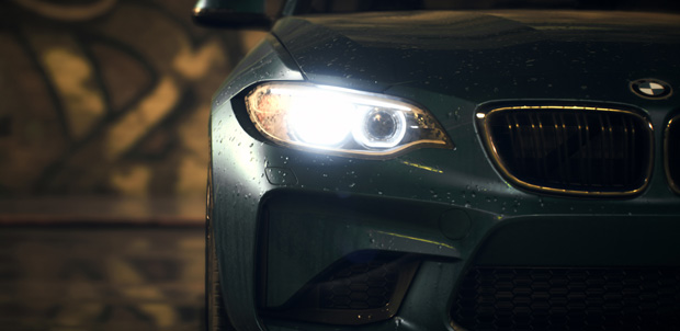 BMW M2 Coupe Need for Speed