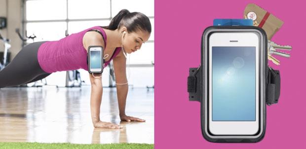Belkin ejercicio smartphone