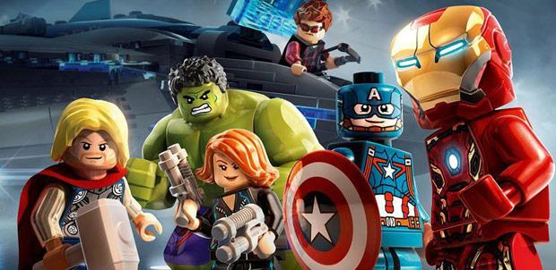 LEGO Marvel Avengers llegará en 2016