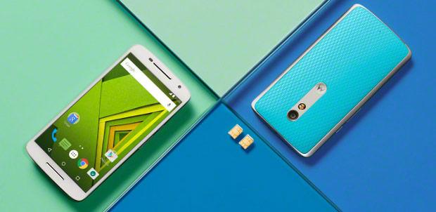 Motorola Moto X Play desbloqueado en Sam's Club