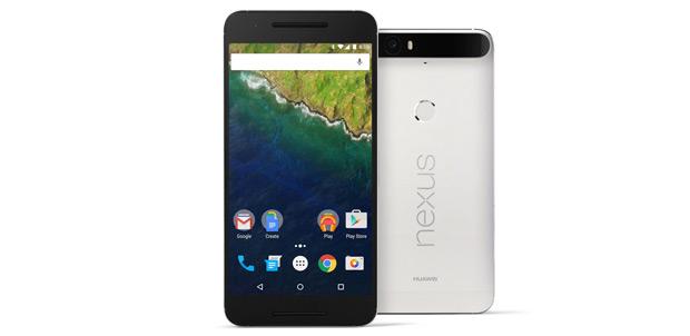 Nexus 6P con la nueva versión de Android: Marshmallow