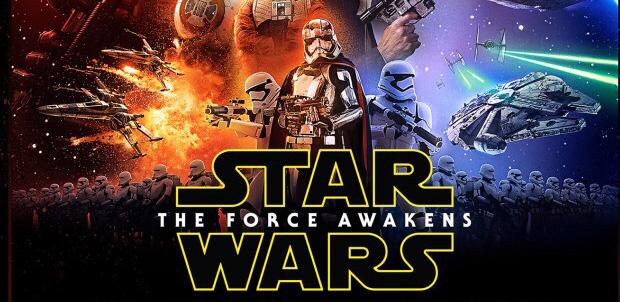 Poster El Despertar De La Fuerza