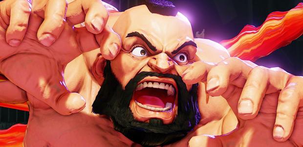 Zangief el siguiente invitado para Street Fighter V