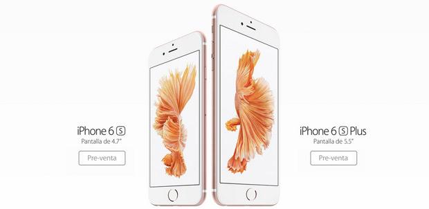 AT&T inicia la preventa de iPhone 6s e iPhone 6s Plus
