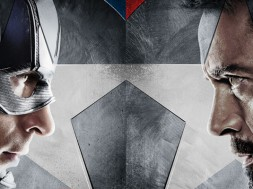 Capitan America Civil War póster