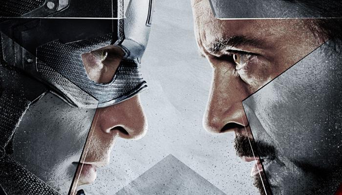 Pósters de Capitán América: Civil War de Marvel