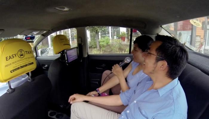 Easy Taxi le pone diversión a tus viajes #TaxiKaraoke