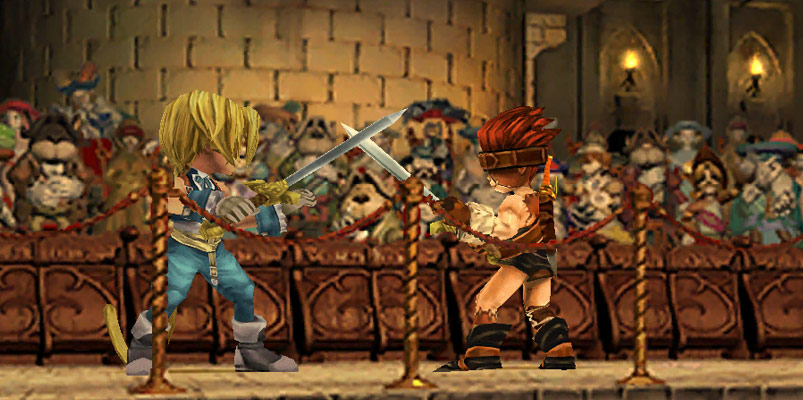 Final Fantasy IX es remasterizado para iPhone o iPad