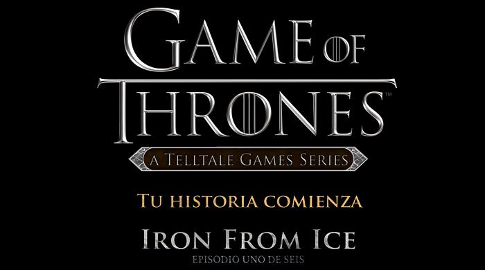 Game of Thrones de TellTale estrena nuevo DLC