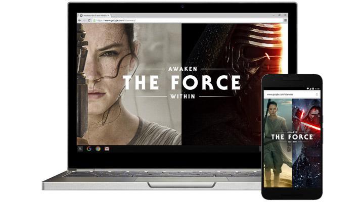 Google lanzará contenido en realidad virtual de Star Wars