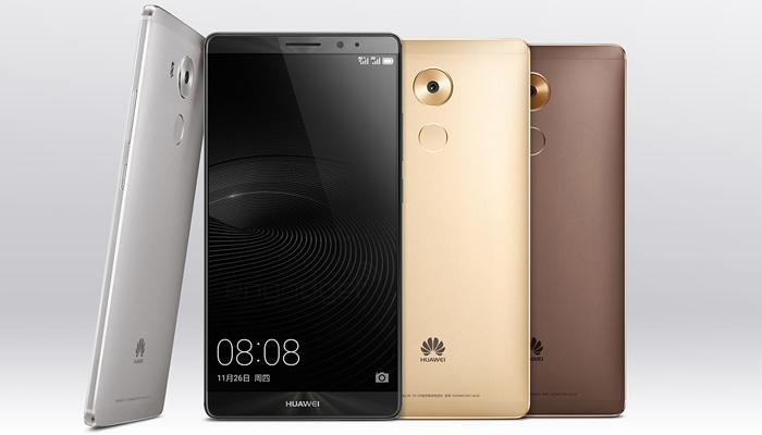 Mate 8 la versión mejorada de Huawei Mate 7