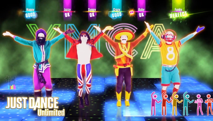 Ubisoft lanza nuevo contenido para Just Dance Unlimited
