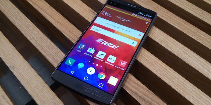 LG V10 con Telcel
